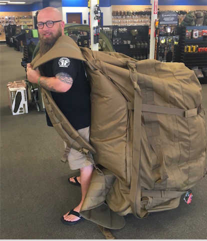 Lighten Your Load: The Rucksack Podcast With Brian Havens