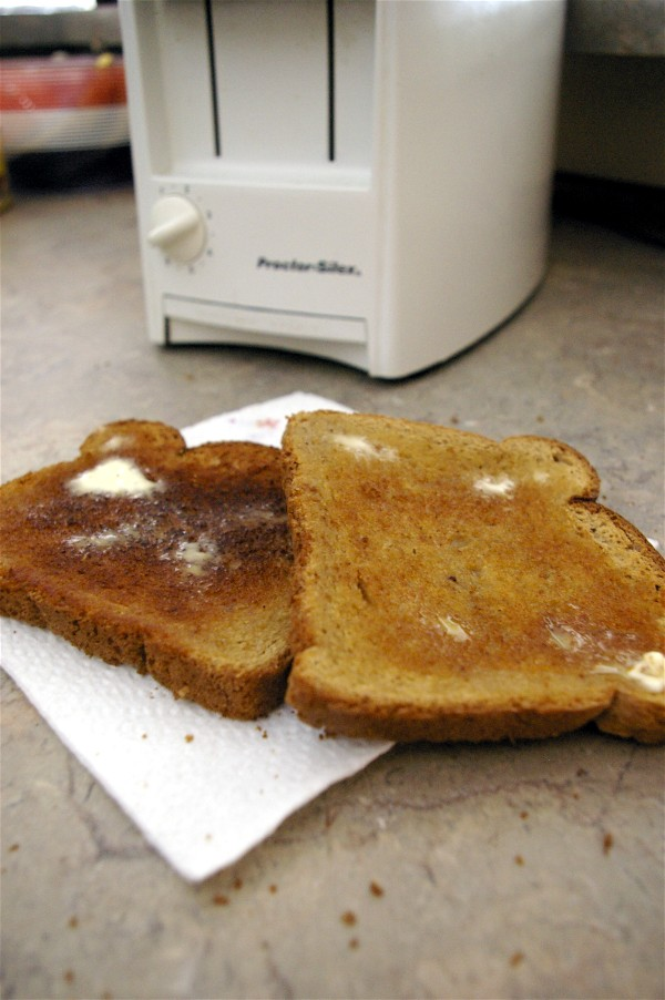 Andy Kerr and Butter Toast